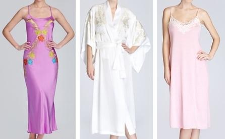 Natori nightgowns