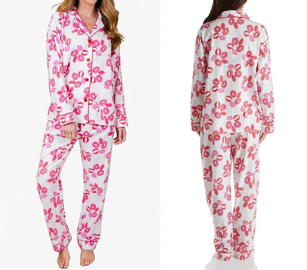 flannel sleepwear