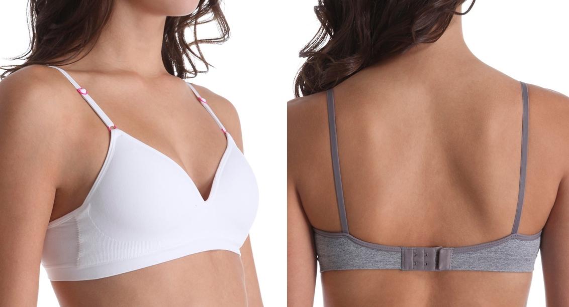 girls first bra