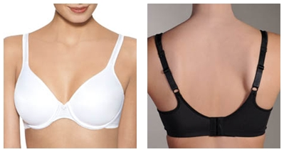 Bali One Smooth U Underwire Bra