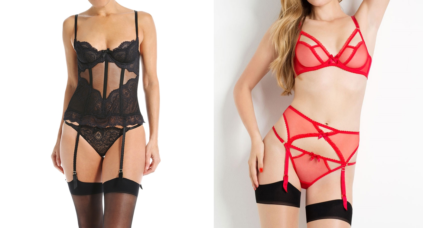 lingerie in the uk