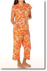 capri pajamas