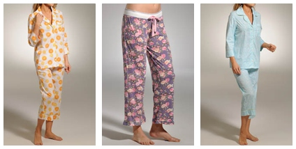 womens pajamas