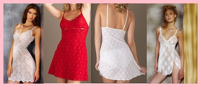 ladies sleepwear