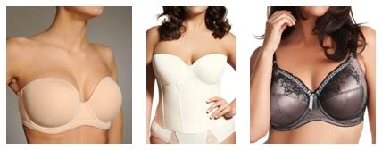 full figured bras
