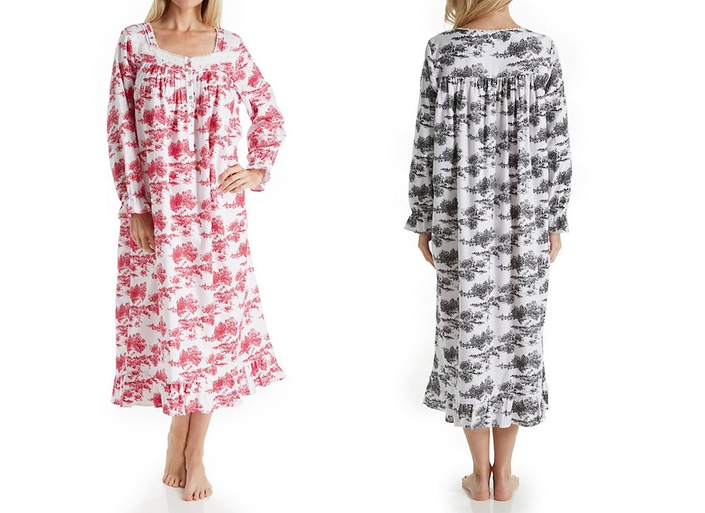 full length nightgowns