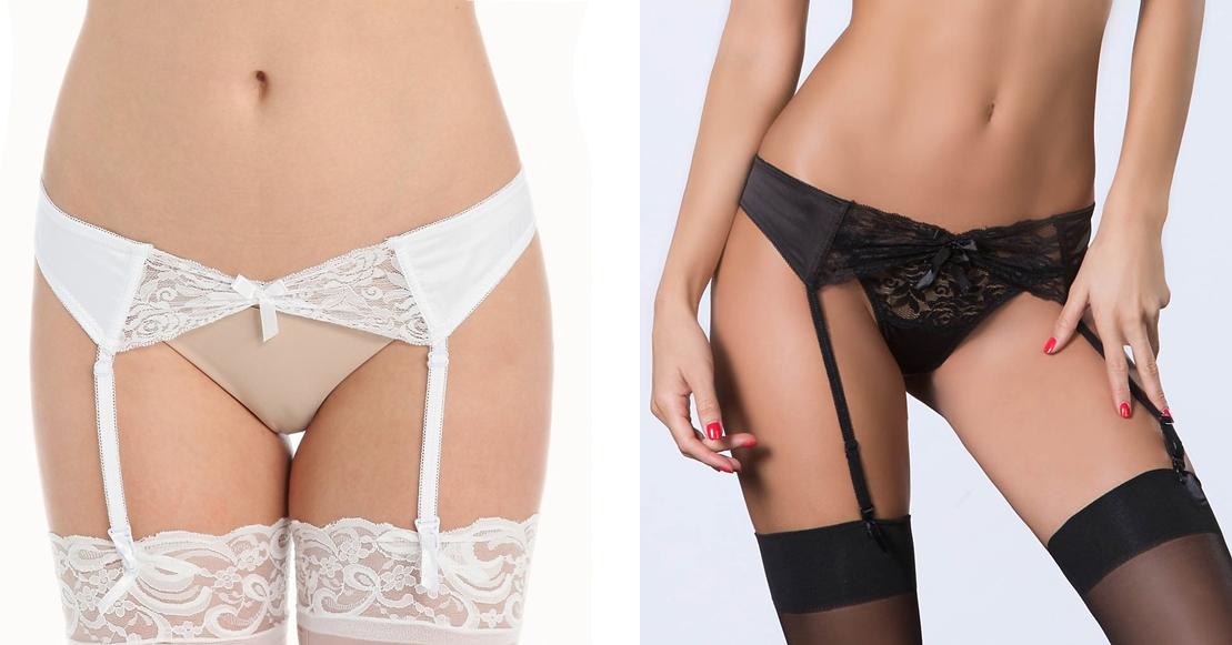 lingerie garter belt