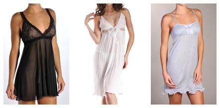 short nightgowns