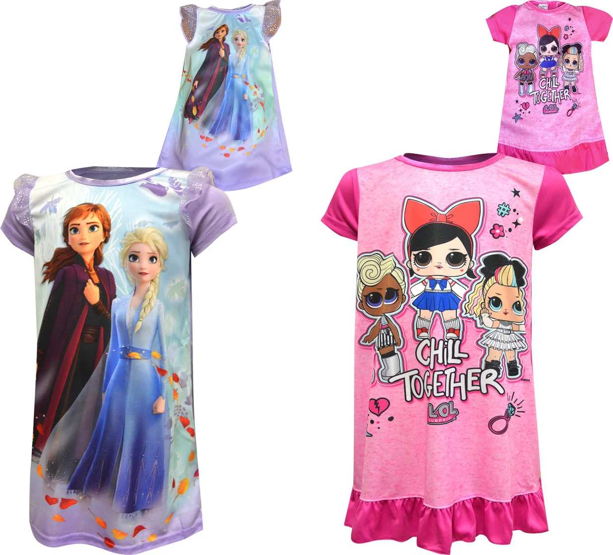 nightgowns for girls