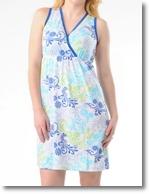 nursing gown