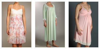 nursing nightgowns