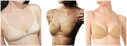 types of bras