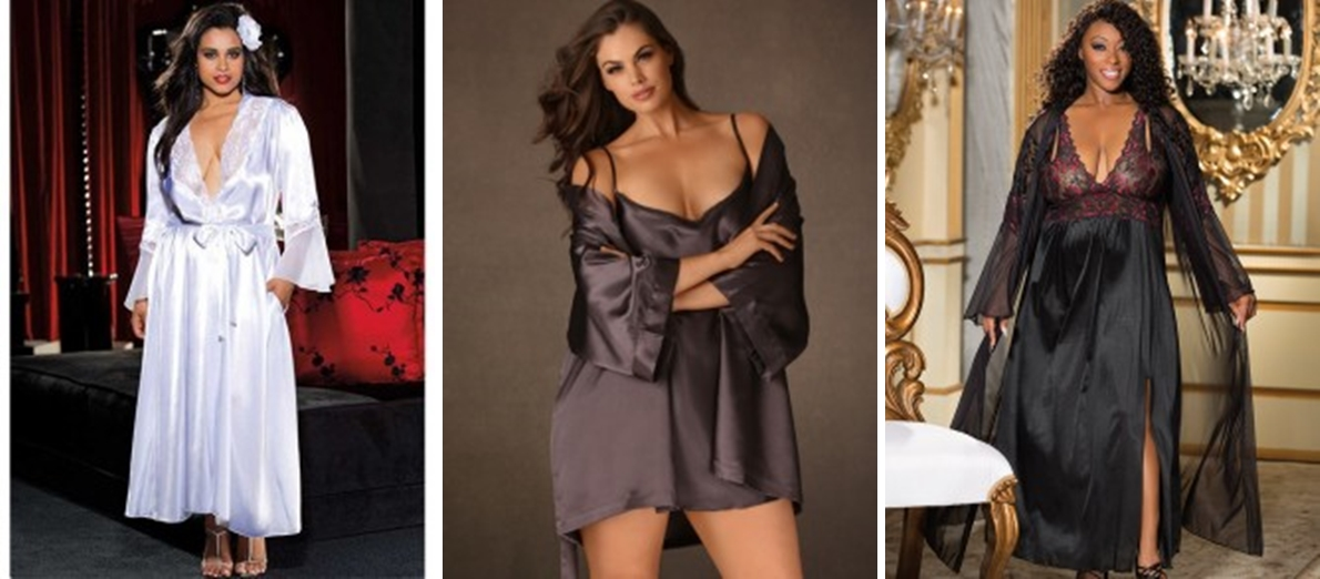 Plus Size Robes Insiders Guide