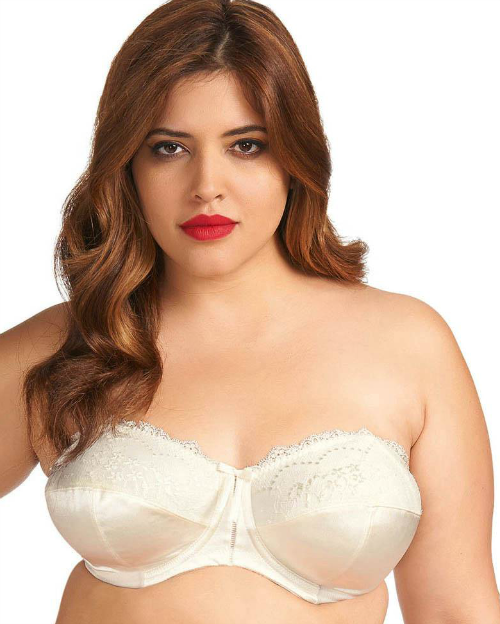 Plus Size Strapless Bras - How To Choose The Best Styles | Love of ...