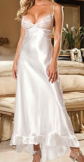 Satin Nightgown