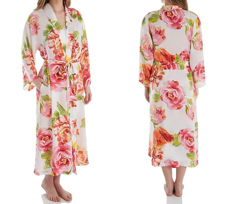 satin robes