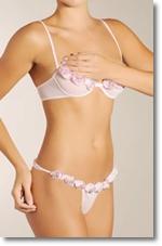 cupless bra