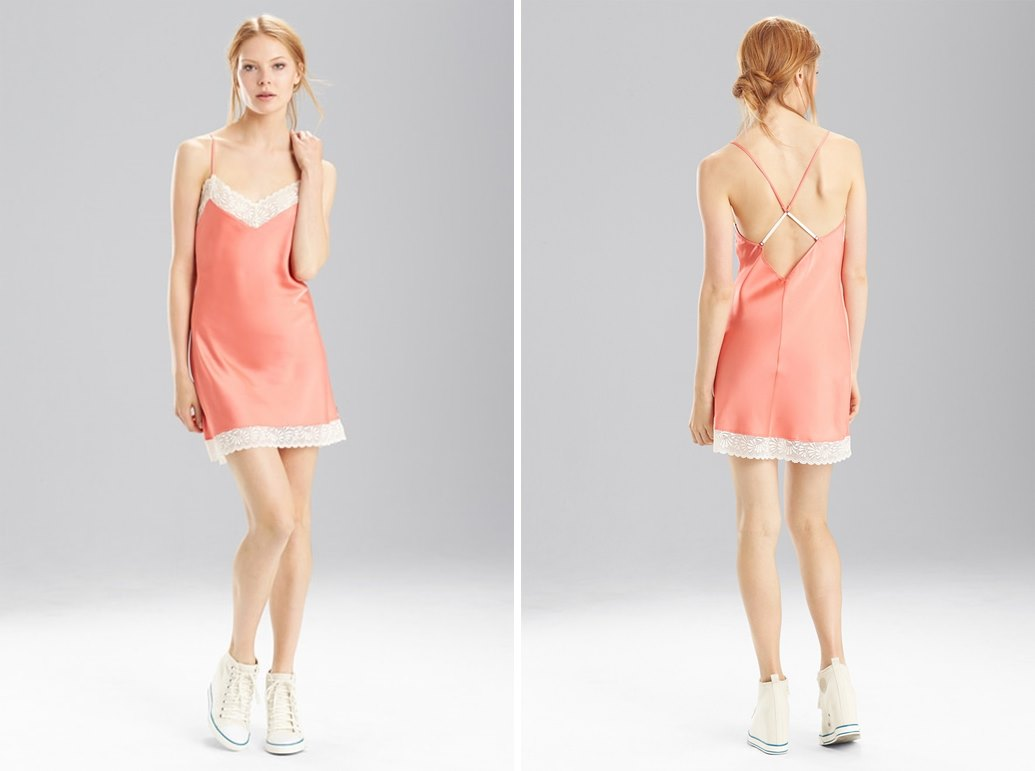silk chemise