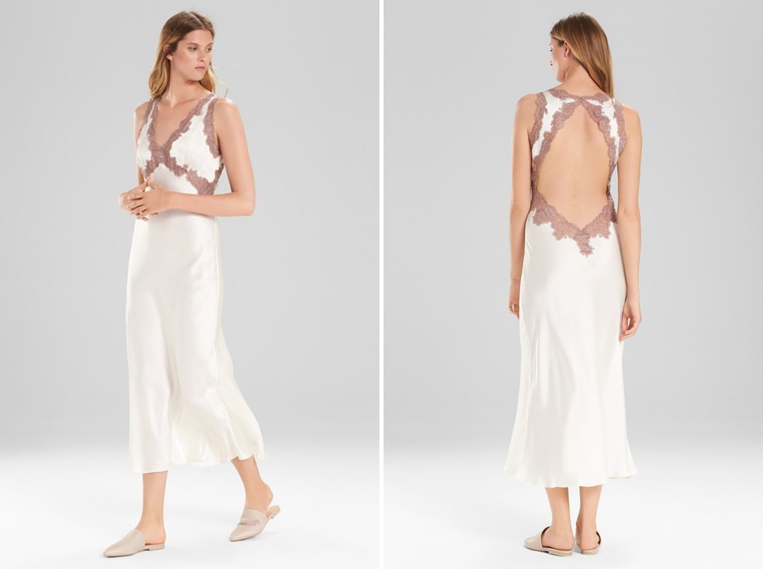Silk Nightgowns - How To Look Luxurious For Less | Love of Lingerie