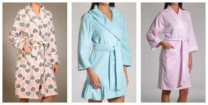 terrycloth robes
