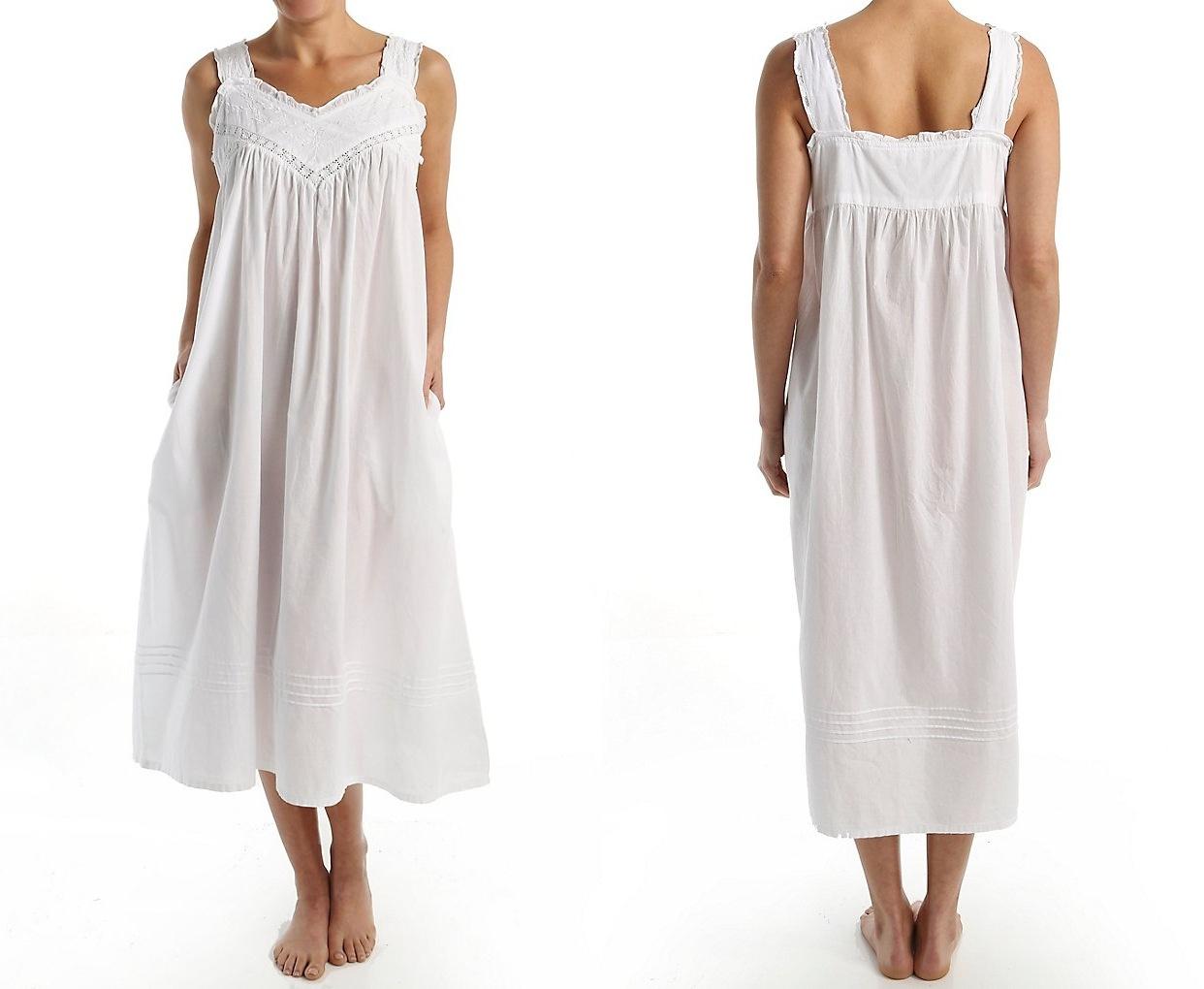 victorian sleepwear
