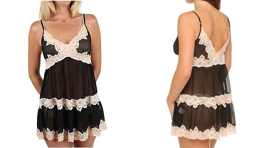 nightgown vintage