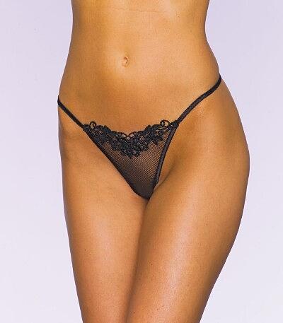 G String Bikini Panties