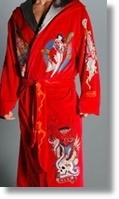 hood robe