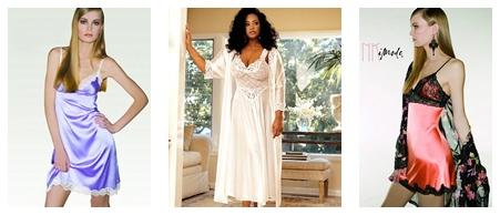 bridal nightgowns