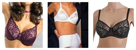 feminine lingerie plus size