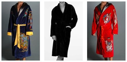 Insiders Guides To Mens Robes