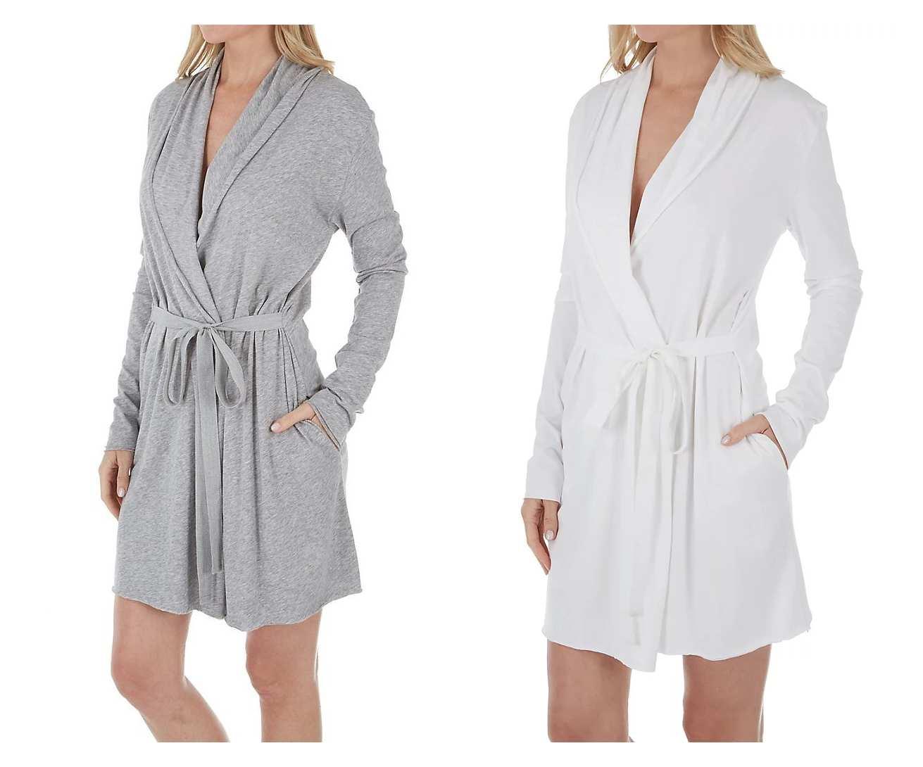 wrap robe