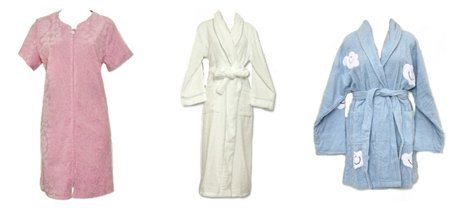 terry cloth robes