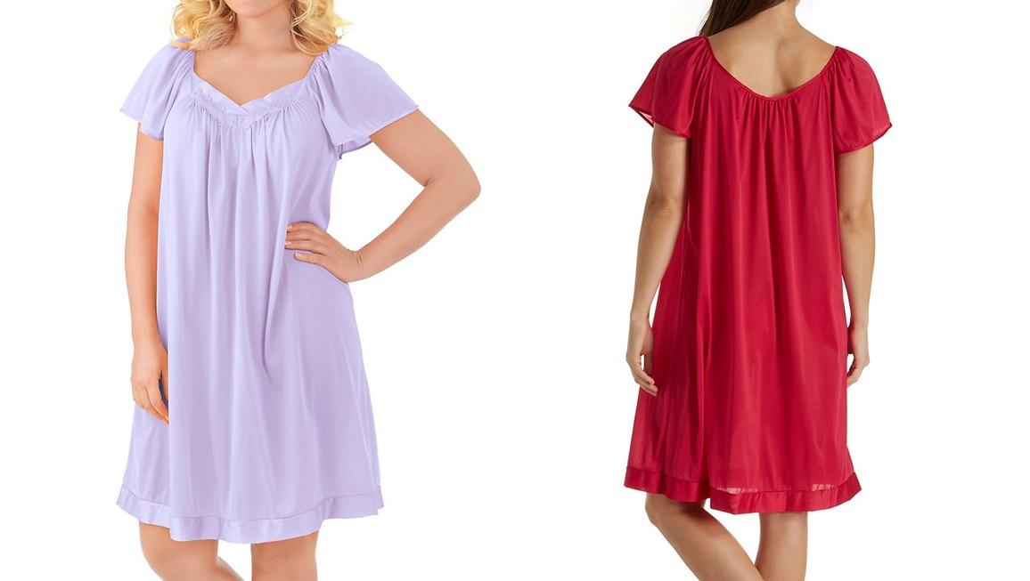 Vanity Fair nightgowns