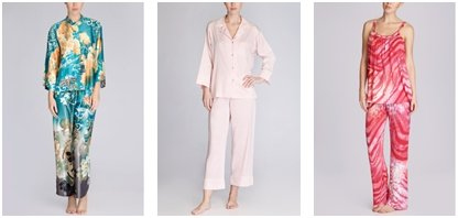 ladies pajamas
